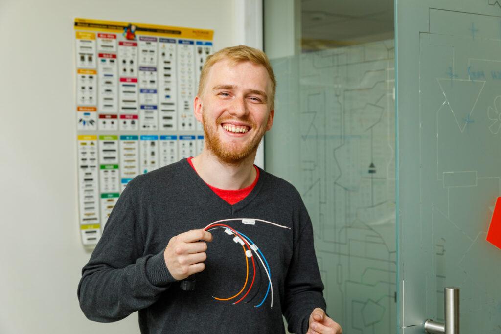 Meet Erki Koplimets, Krakul's R&D lead
