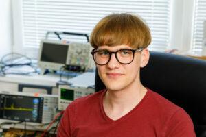 Meet Kaarel Vandler, Krakul's electrical engineer