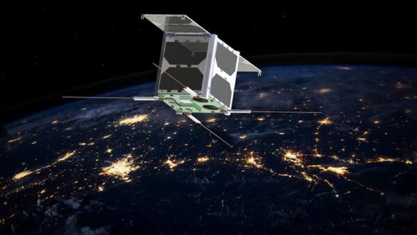 TalTech's satellite Hämarik - Short history of the Estonian space industry