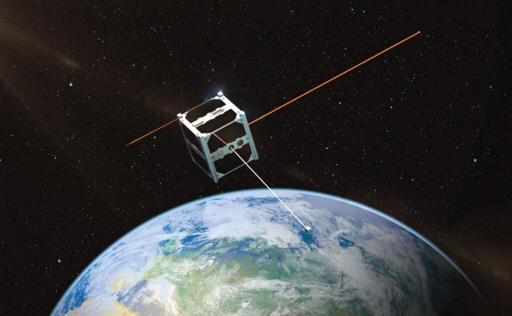 ESTCube-1 - Short history of the Estonian space industry